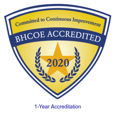 bhcoe accredited